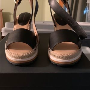 Brand new in box Tommy Hilfiger sandals